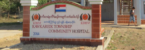 Achieving Health Equity in Contested Areas of Southeast Myanmar